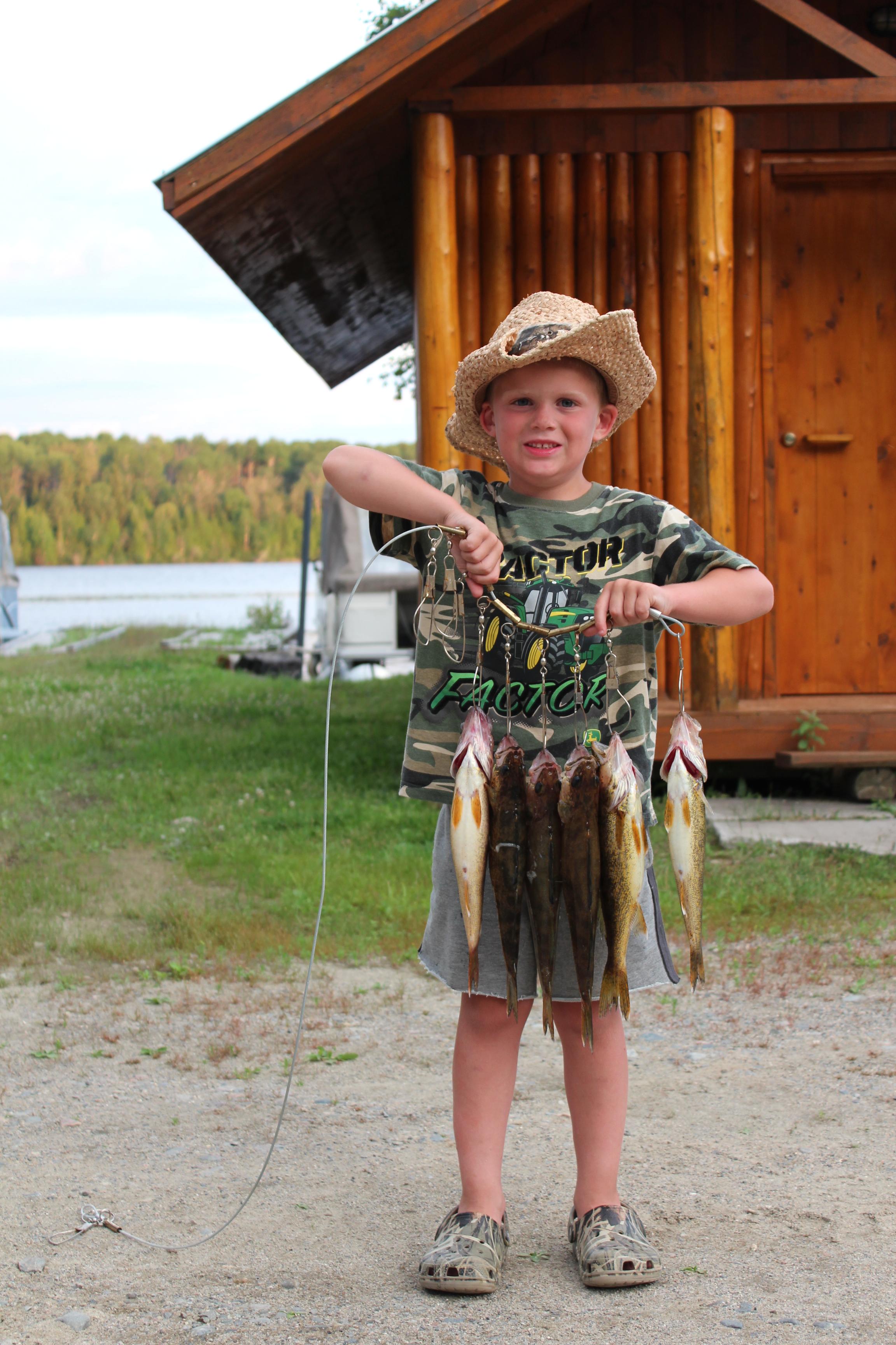 big bear camp your northern ontario family fishing lodge