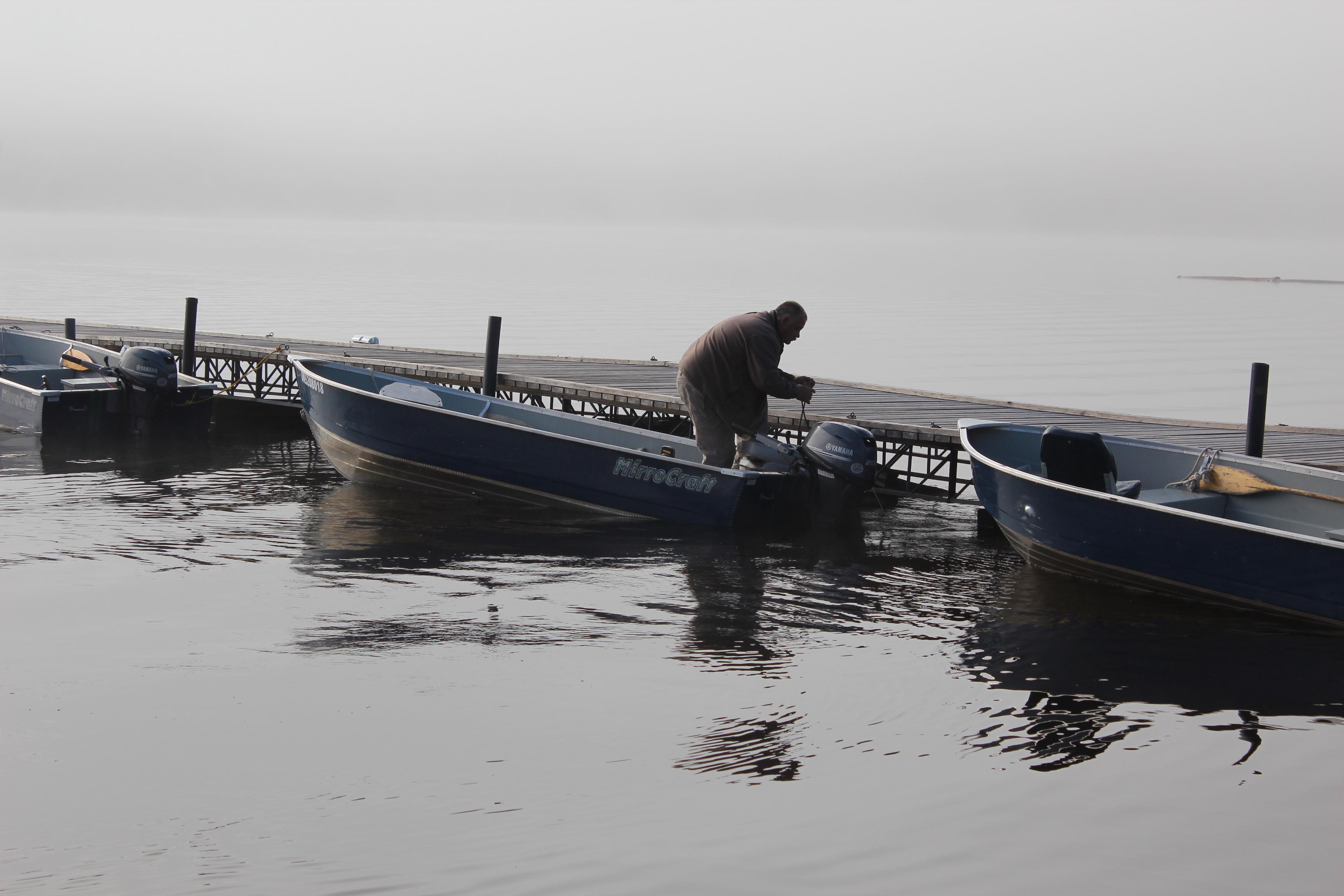 big bear camp's boat fleet
