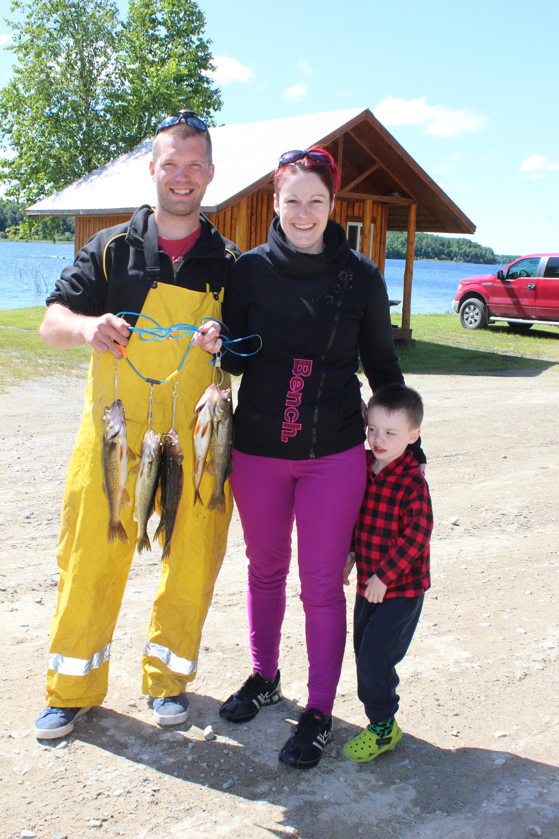 family fun at big bear camp