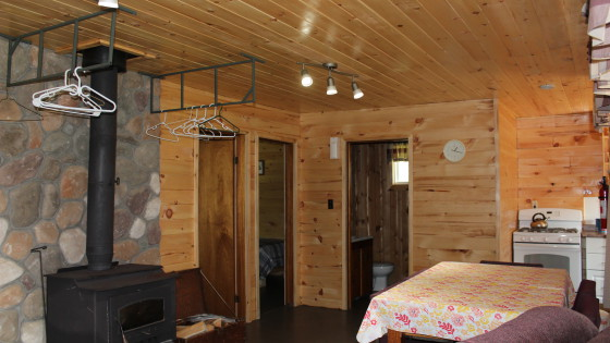cabin upgrade at big bear camp