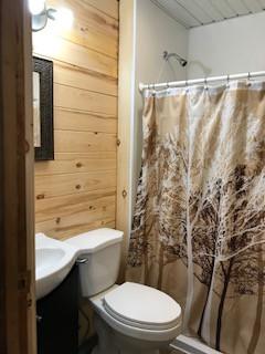 cabin 5- washroom